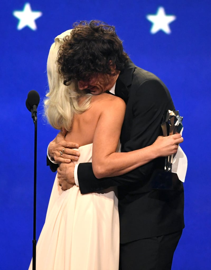 Pictured: Lady Gaga and Anthony Rossomando