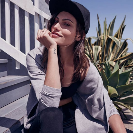 Phoebe Tonkin's Day on a Plate