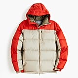 J.Crew Marmot For Guides Down Hoodie