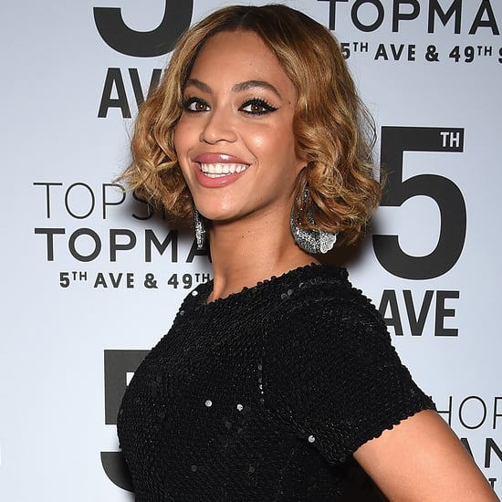 Beyoncé and Blue Ivy Are the Most Glamorous Duo in This Flashback Snap