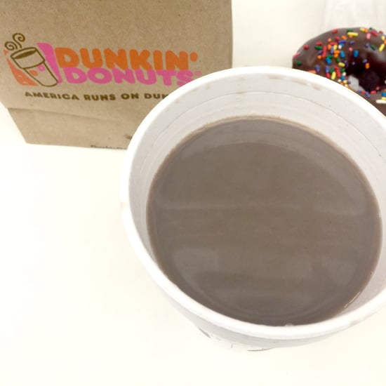 Dunkin' Donuts Oreo Hot Chocolate Review