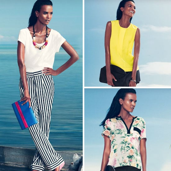 H&M Spring 2012 Collection Lookbook