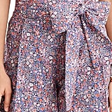 J.Crew Liberty Tana Lawn Tie-Waist Shorts