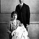 Princess Elizabeth, April 1926