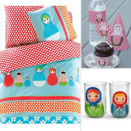 Matryoshka-Themed Gifts For Kids