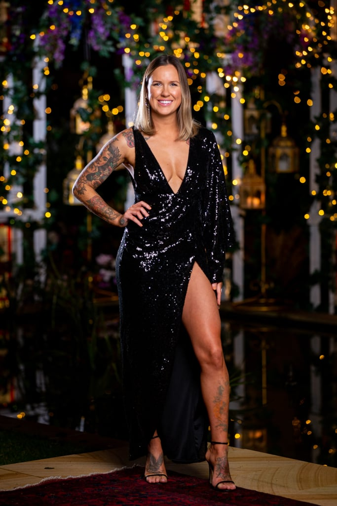 Roxi Exit Interview The Bachelor