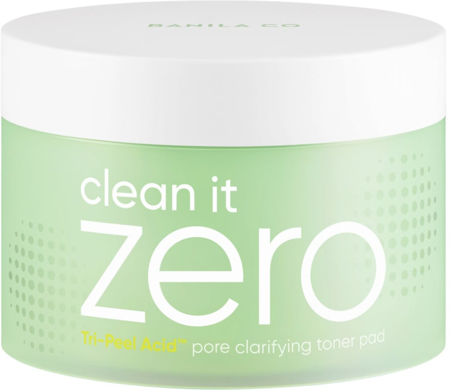 Banila Co Clean It Zero Pore Clarifying Toner Pads