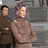 Vice Admiral Holdo from Star Wars: The Last Jedi