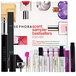 Monday Giveaway! Sephora Scent Sampler Best Sellers For Her