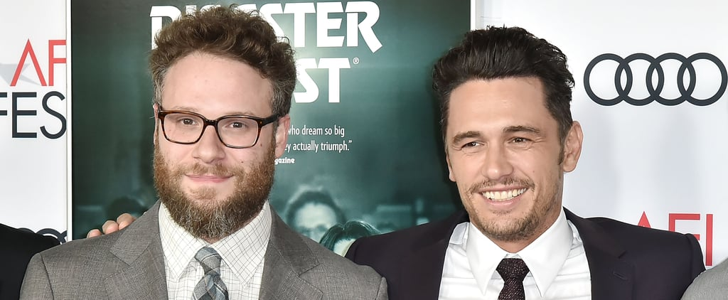 Seth Rogen Addresses Charlyne Yi's James Franco Accusations