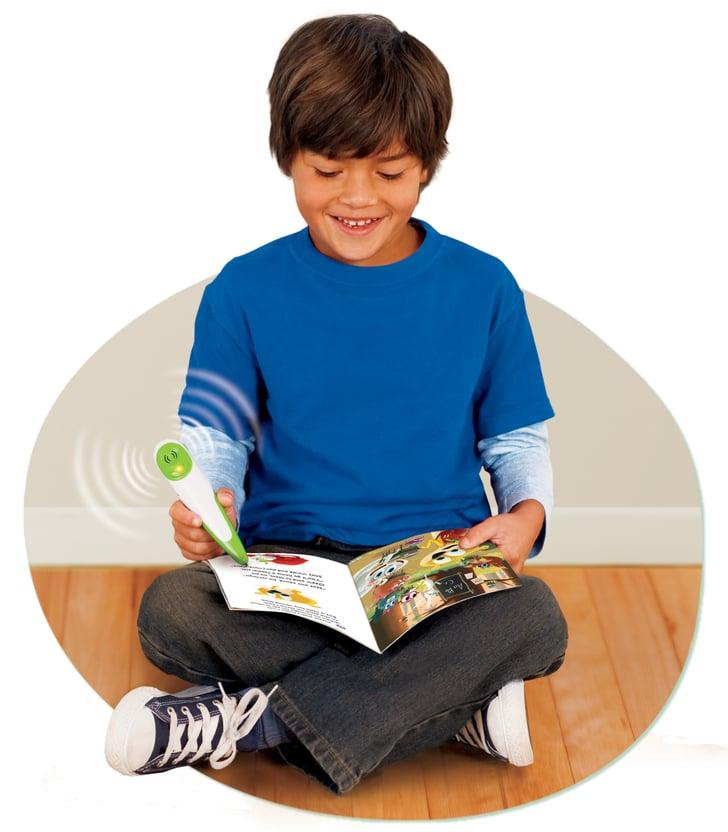 Toy Box:  LeapFrog Tag Reading System