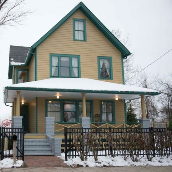 Can You Stay in the Christmas Story House?