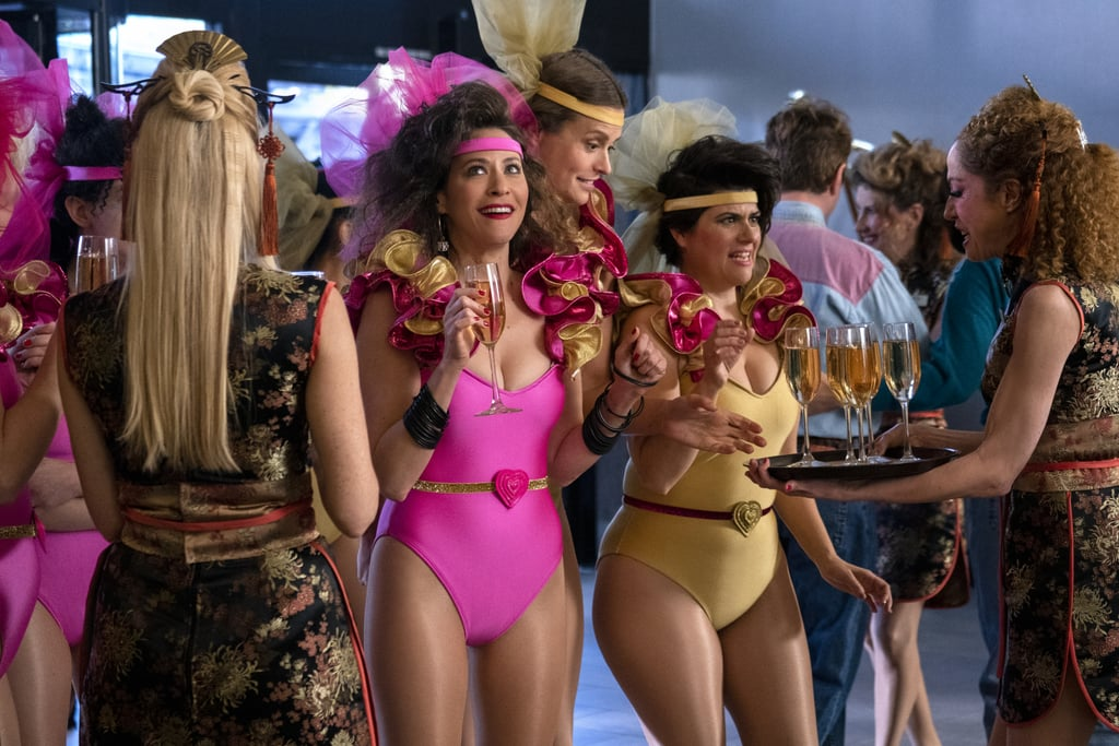 GLOW's Season 3 Soundtrack Is an Absolutely '80stastic Gem