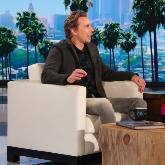 Dax Shepard on The Ellen DeGeneres Show March 2017