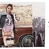 Selena's Fall 2018 Coach Campaign