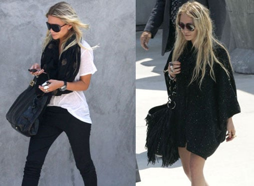 Compare & Contrast: Ashley & Mary-Kate Olsen