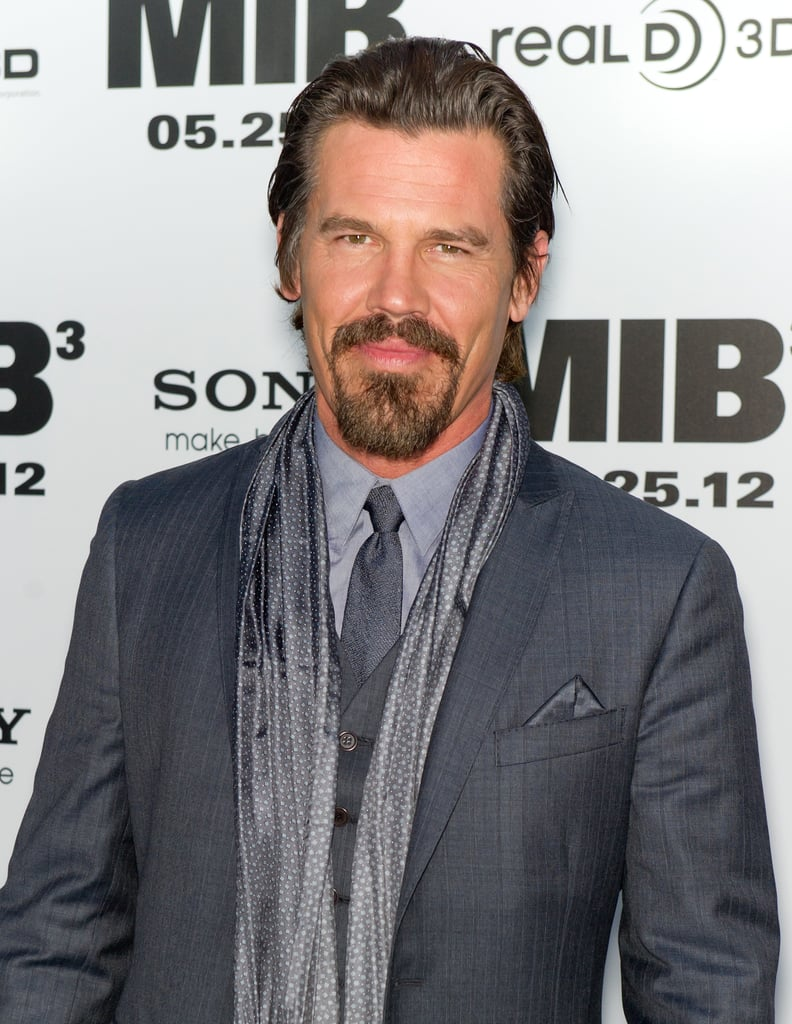 Josh Brolin looked dapper at the Men in Black III premiere in NYC.