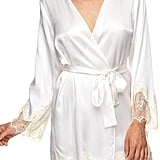 KissKill Eva Silk Robe
