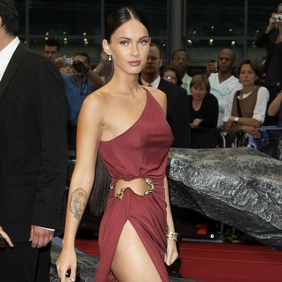 Megan Fox's Sexiest Red Carpet Dresses | Pictures