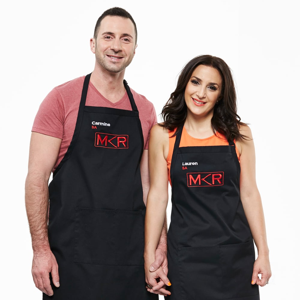 my kitchen rules 2016: meet the contestants | popsugar celebrity