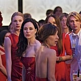 Emily VanCamp and Madeleine Stowe in ABC's Revenge.  Photo copyright 2011 ABC, Inc.