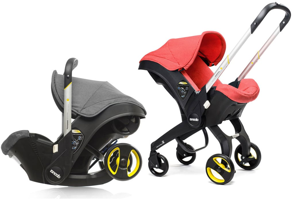 Doona Car Seat Stroller Review Popsugar Family