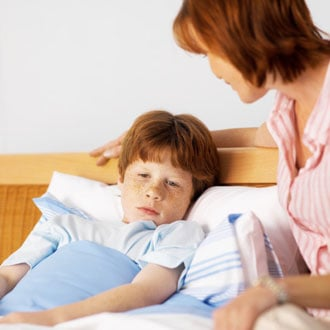 Does My Child Have H1N1 or a Cold?