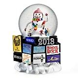 Broadway Cares 2018 Snow Globe
