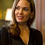 Angelina Jolie Breaks From Movie-Making For a Political UK Day