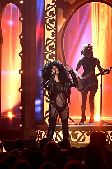 Cher's Outfits at 2017 Billboard Music Awards