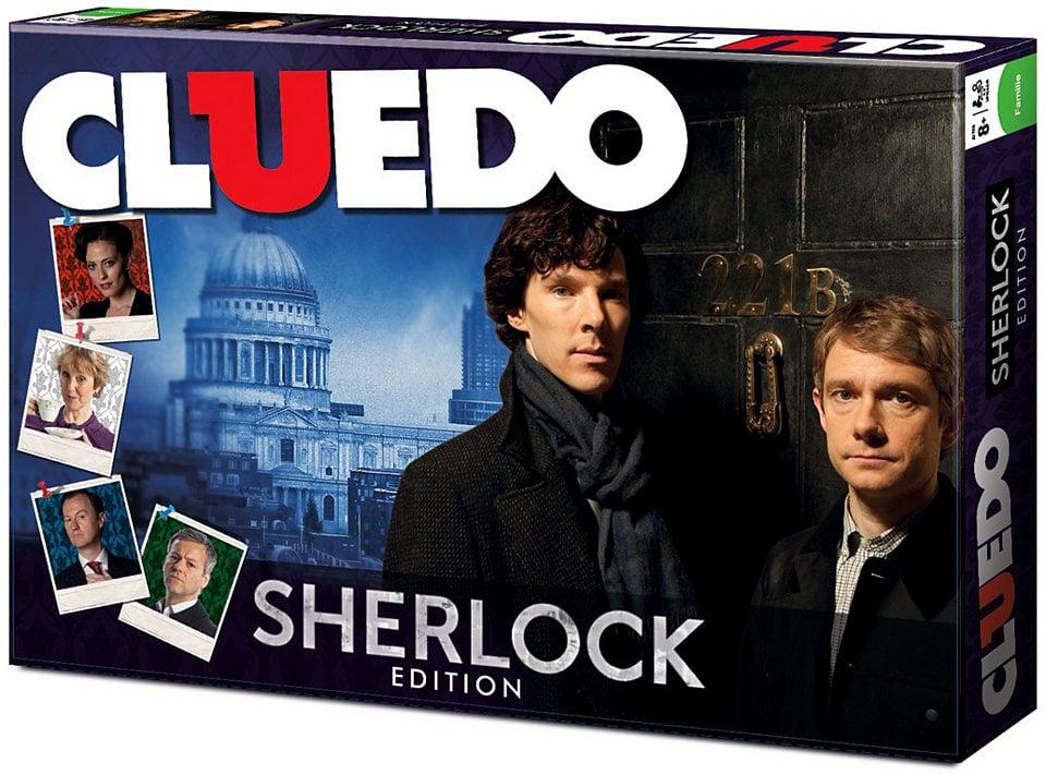 Sherlock Cluedo ($92)