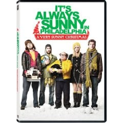 It's Always Sunny in Philadelphia: Its A Very Sunny Christmas ($16)