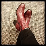 Vintage Nine West boots, found in Bondi. Pretty amazing for a $15 side-of-the-road bargain, right?