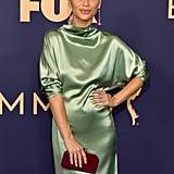 Cara Santana at the 2019 Emmys
