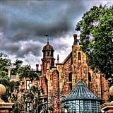 Walt Disney Is One of the Ghosts on the Haunted Mansion Ride