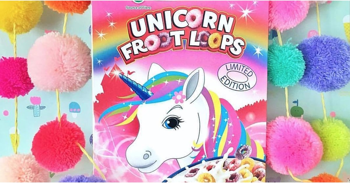 Just When We Thought We Were Over Unicorns, These Froot Loops Pulled Us Back In