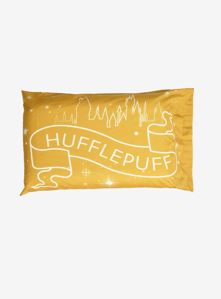 Harry Potter Hufflepuff Celestial Pillowcase Set