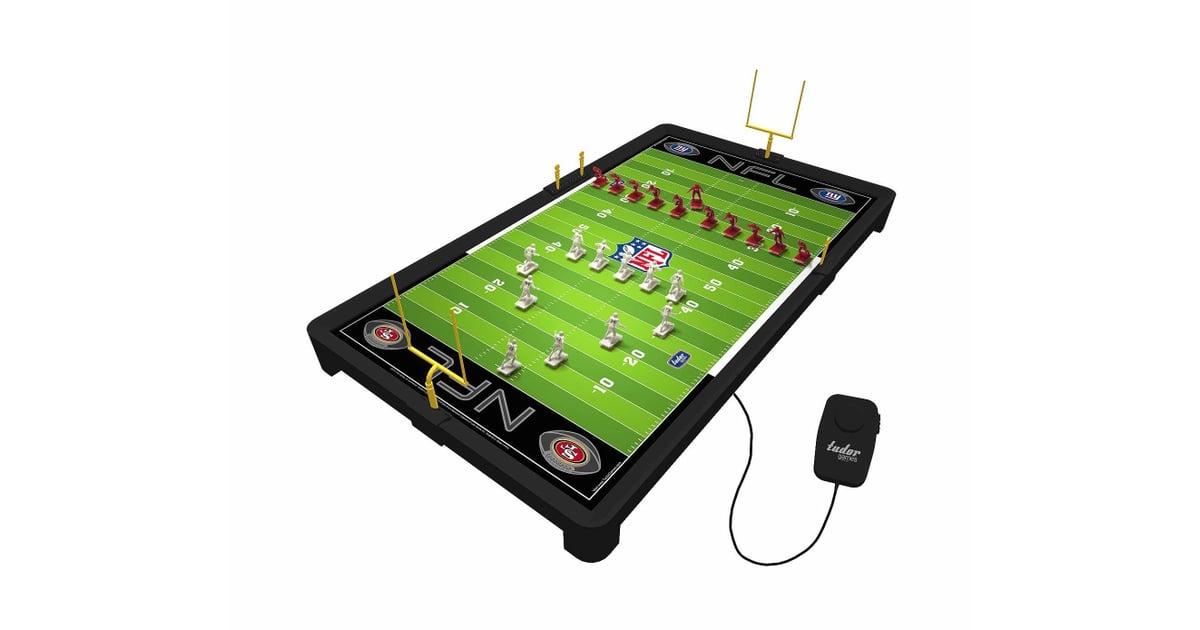 da0d385c NFL Deluxe Electric Football | Football Toys For Kids | POPSUGAR ...