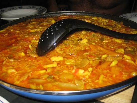 How to Make Paella Gaditana