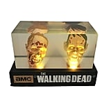 LED Zombie Heads Paperweight