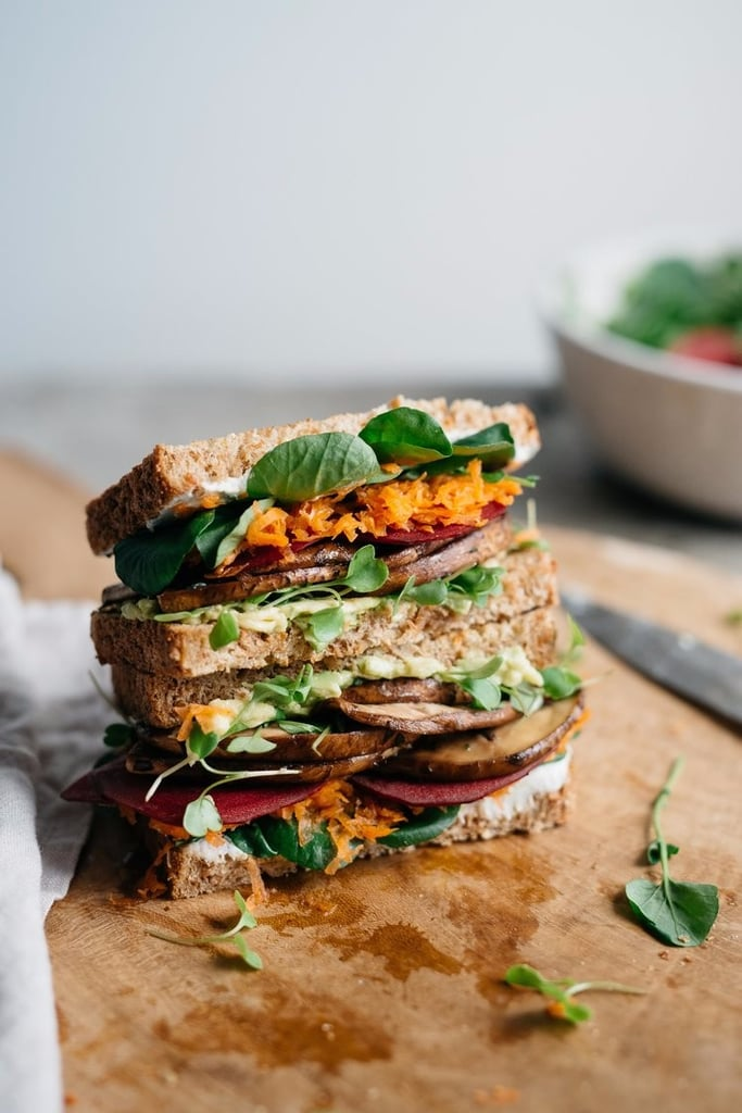 13 Veggie Sandwich Fillings So Good You'll Forget About Meat