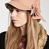 Get your sister something stylish and elegant – like this felt hat (£26).
