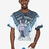 Disney Hercules Not Today Hades Tie-Dye T-Shirt