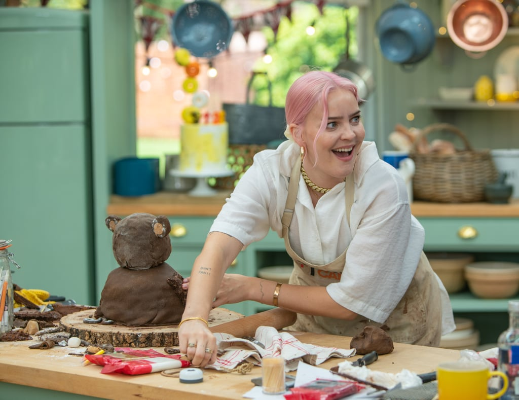 Why Anne-Marie Was the Real Star of Celebrity SU2C Bake Off