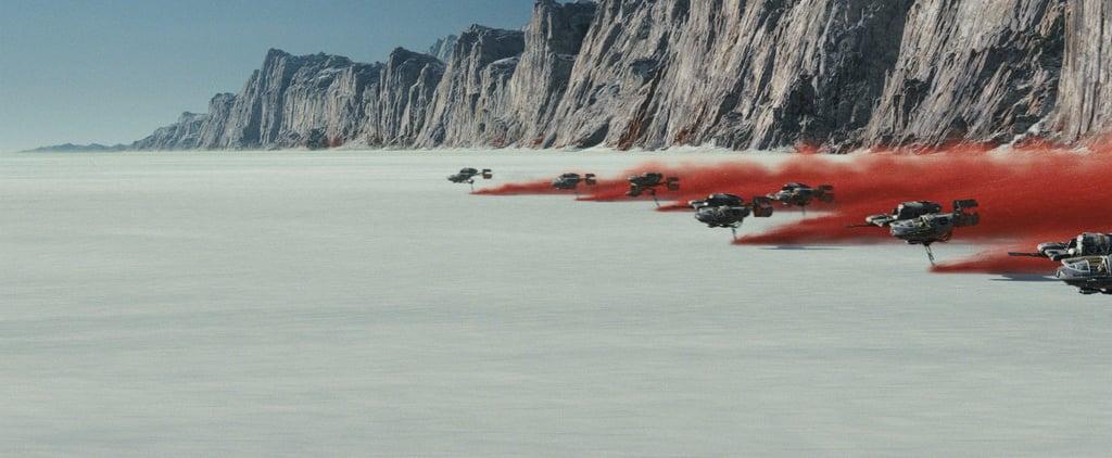 Where Is Star Wars The Last Jedi Filmed?