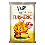 Vege Deli Crisps Turmeric and Cheese