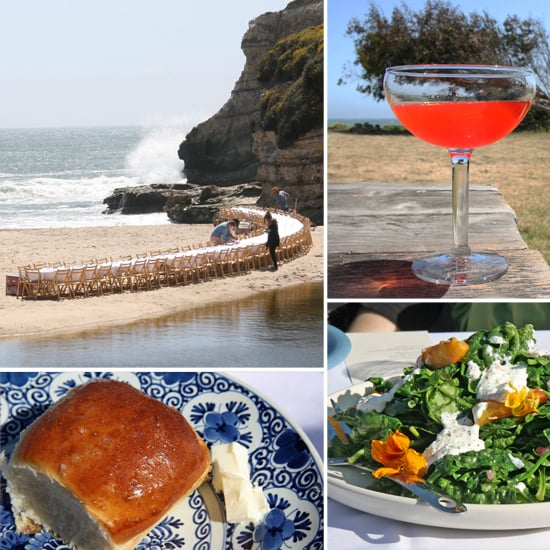 A Truly Memorable Farm-to-Table Beach Dinner