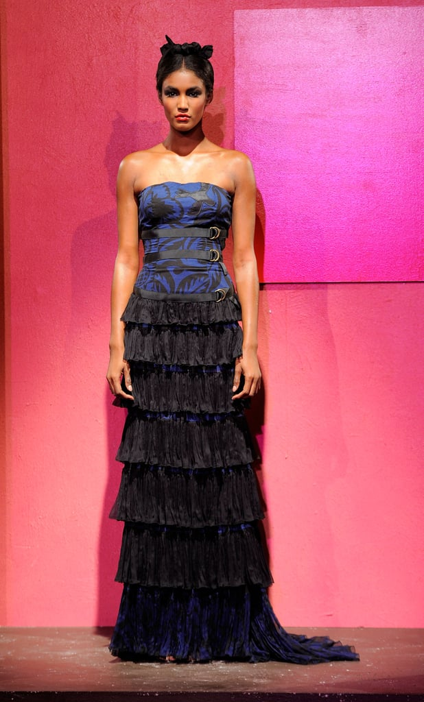 2011 Spring New York Fashion Week: Sophie Theallet
