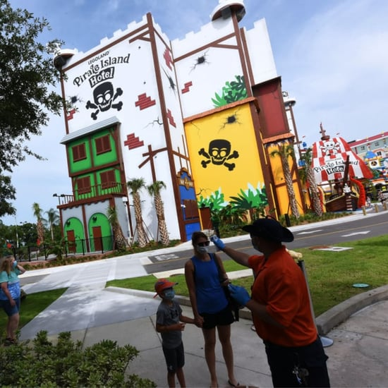 Photos of Legoland After Reopening Amid Coronavirus