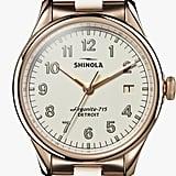 The Classic Watch: Shinola The Vinton